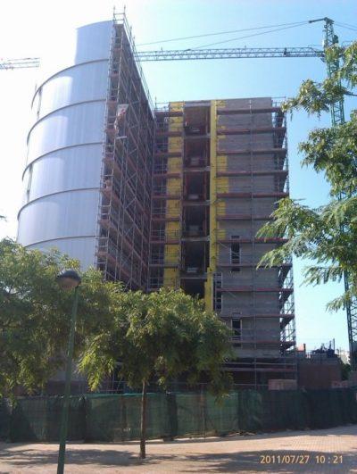 Insonorización de edificios en alicante descon