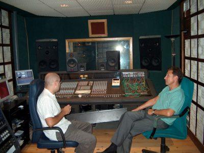 proyecto acústico e insonorización estudios de grabación sacramento descon alicante