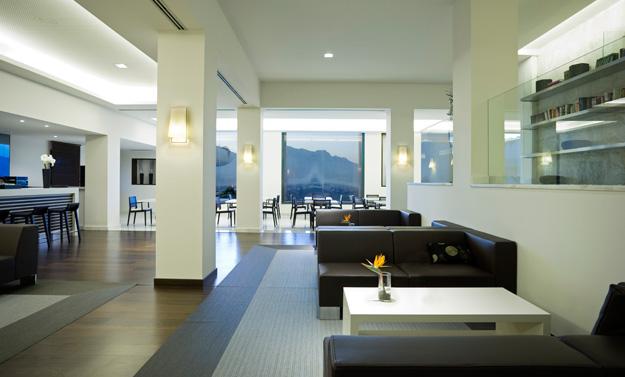 Obra de insonorización y acondicionamiento acústico del hotel SHA en El Albir, Alicante. Descon alicante